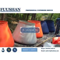 China FUUSHAN Onion PVC Water Tank, PVC Tank Material, Water Tank Fabric on sale