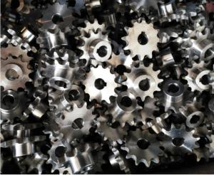 China Durable Stainless Steel Sprockets Motorcycle Use Various Material ISO9001 on sale
