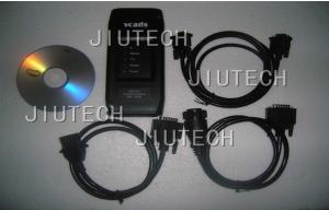 China Volvo Truck Diagnostic Tool Volvo VCADS Pro with volvo ptt software on sale