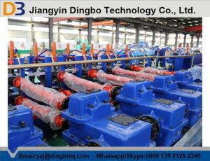 China Customized High Frequency Steel Tube Mill Production Line With CE / SGS / ISO on sale