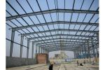 Q345B mateial commercial Structural Steel Fabrications Enviromental friendly