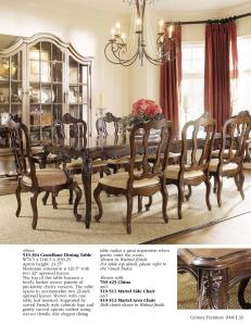 China Cherry Veneer Restaurant Table And Chair Sets With Cushion / Walnut Veneer on sale