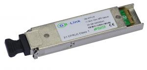 Quality XFP Optical Transceiver 10GBASE-SR 300M 850nm HP Compatible JD117B for sale
