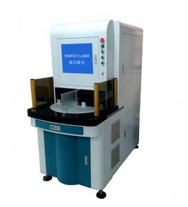 China Logo Number Date UV Laser Marking Machine Color Floor Type 380V 50 - 60Hz on sale