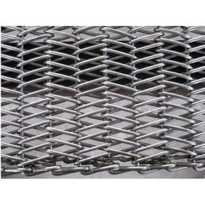 China Transmission Network Furnace Conveyor Belt For Annealing Furnace Sprocket Drive on sale