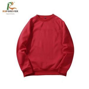 China OEM service unisex logo design printed cotton custom crewneck sweatshirt on sale