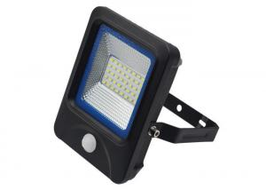 China 20Watt LED PIR Floodlights 2000lm Low Heat Emission Pir Led Flood Lights on sale