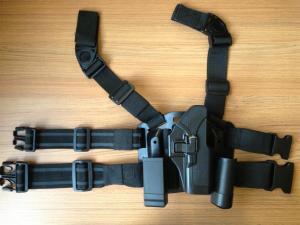 China Plastic Pistol Hot Sale Black Hawk CQC Holster on sale
