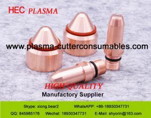 China SAF OCP-150 Plasma Torch Parts / Plasma Cutter Consumables For Plasma Cutting Machine on sale