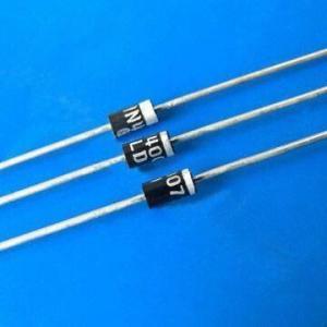 10 x 1N4007 redresseur 1A power diode dans un paquet DO-41