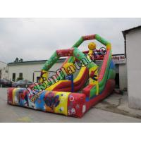 China Super Crazy Inkjet Dry Inflatable Slide Kds-g012 For Kids And Adults Party Rentals on sale