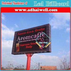 China Full Color LED Display/LED Billboard/LED Screen/Outdoor LED Billboard on sale