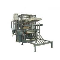 gauze sponge folding machine with un-fold edge (French folding)