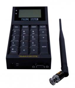 China Guest paging system - Wireless transmitter for Restaurant 2015 new product on sale
