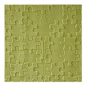 China Artificial Faux Brick Self Adhesive Wall Board , Pe 3D Foam Embossed Wall Panels on sale