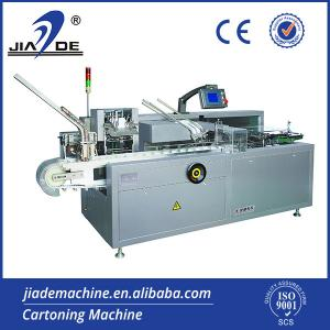 China Automatic Cartoning Machine on sale