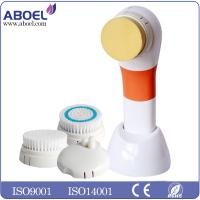 Personal Rechargeable Beauty Facial Massager Device / Cleaner / Scrubber ABS Case