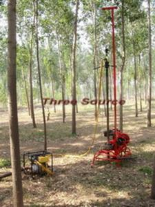 China TSP-30 MAN PORTABLE DRILLING RIG For India buyer on sale