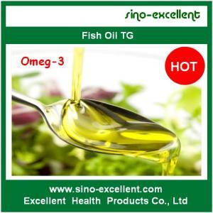 China Omega 3 fish oil TG on sale