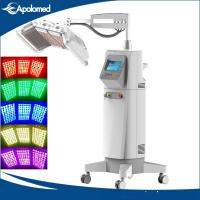 China Apolomed PDT LED RGB Red Blue Light Therapy For Anti aging Sensitive Skin Care on sale
