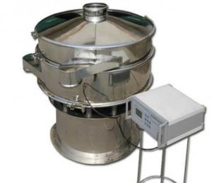 China 2017 High Frequency Powder Circular Steel  Ultrasonic vibrating sieve with CE on sale