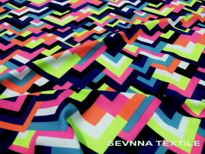 China Blended Heat Transfer Solid Polyester Fabric Anti - Chlorine With Long Life on sale