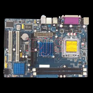 China LGA775 Motherboard 945 Support DDR2 on sale