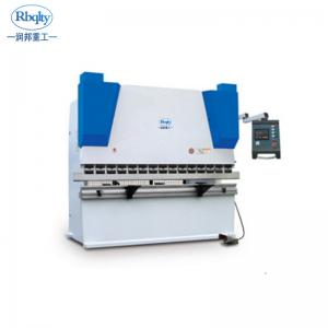 China China Manufacturer Top India Cheap Hydraulic CNC Press Brake Machine on sale