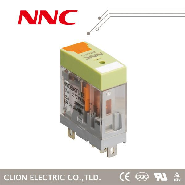 NNC miniature PCB electric Relay NNC69KTL -1Z JQX-14FT 1C