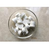 Purity 99.99%  Zirconium Oxide Tablets Diameter 20mm For Coating Materials