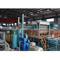 China Automatic Rotary Waste Paper Pulp Tray Machine Egg Tray Production Line on sale
