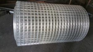 China Galvanized Iron Welded Metal Mesh Lightweight For Building Construction on sale