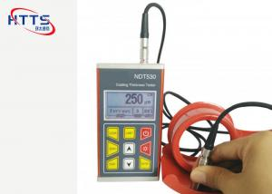 China Non Magnetic Digital Coating Thickness Gauge Coating Thickness Tester on sale