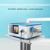 China 5 Bar Physical Shockwave Therapy Machine For Foot Care Pain Relief Bs-swt5000 on sale