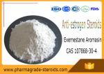 CAS 107868-30-4 Anti estrogen Steroids Exemestane Aromasin Female Steroids