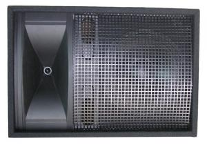 China RMS 300W Passive Pa Speakers , 12 Inch Passive Speakers 15mm MDF Board on sale