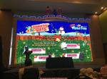 HD Indoor Rental LED Display MIR-3.91 High Refresh For Different Stage Event