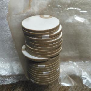 China P8 Piezo Ceramic For Ultrasonic Beauty Transducer Round Wrap 30x2MM on sale