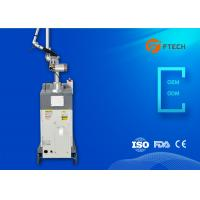 10Hz 600ps Picosecond Laser Tattoo Removal Machine , Aesthetic Laser Machine