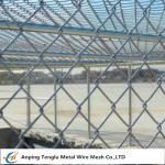 Galvanized Chain Link Fence |Woven or Welded by Galvanized Low Carbon Steel Wire
