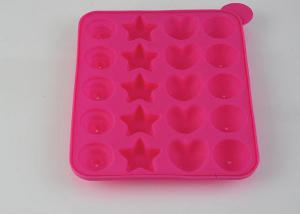 Quality 20 Spheres Flexible Silicone Ice Cube Trays Dishwasher Safe Multi - Functional for sale