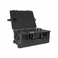 Portable Wifi Signal Jammer 5.2G 5.8G Wifi Rubber Antennas 500m Jamming Range