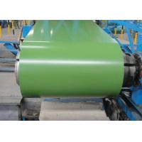 CGCC SGCH Color Steel Coil , Hot Rolled Steel Strips For Roofing Sheet