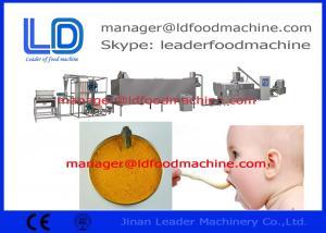 China Rice Baby Powder Making Machine Gluten Free Recipe For Bread Machine on sale