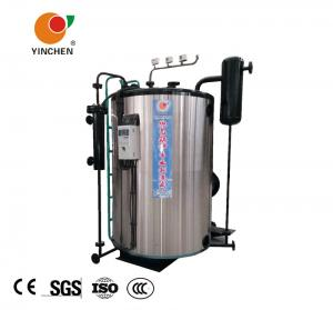China Once Through Diesel Oil Fired Hot Water Boiler Energy Saving CLSS Series 0.5-4 Ton on sale