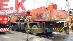 China Japanese 30ton Tadano Secondhand Used truck Crane (TL 300E) mobile crane on sale