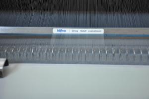 China High Tenacity Screen Printing Fabric Mesh , Silk Screen Fabric Mesh Count 10-180T on sale