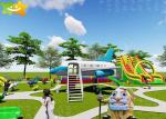 Kids Park Playground Equipment Curiosity Exploring Desire Stimulated