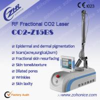 Professional RF Fractional Co2 Laser Machine Z15BS with Scanning Function