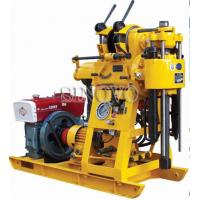 China Spindle Type Core Drilling Rig Light Weight Torque Transfer Trailer With Hydraulic Jack on sale
